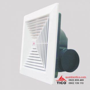 Quạt hút âm trần ống dẫn ngang TC 15AV4