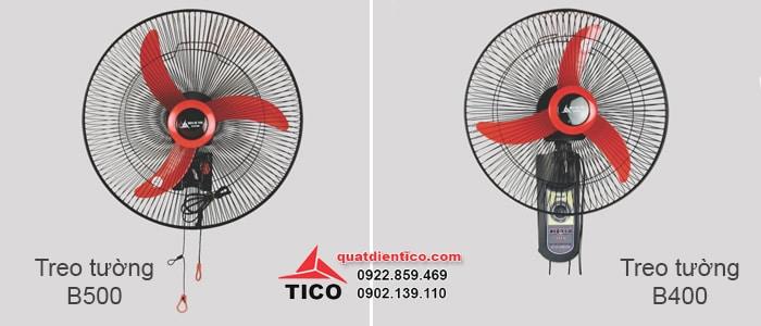 Giá quạt treo tường điện cơ Tico Việt Nhật năm 2018