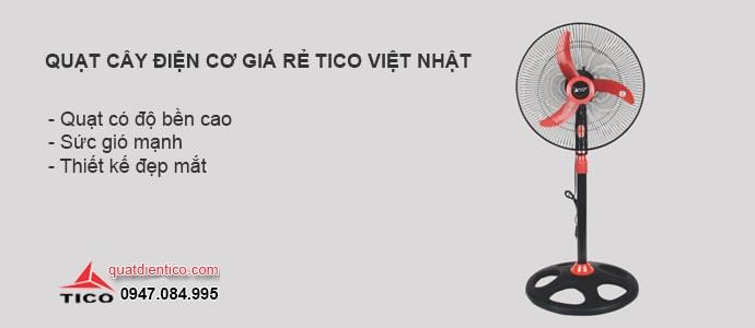 quạt cây điện cơ được ưa chuộng nhất năm của Tico