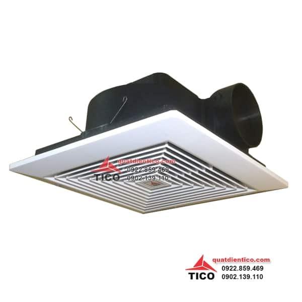 Quạt hút âm trần ống dẫn ngang Tico