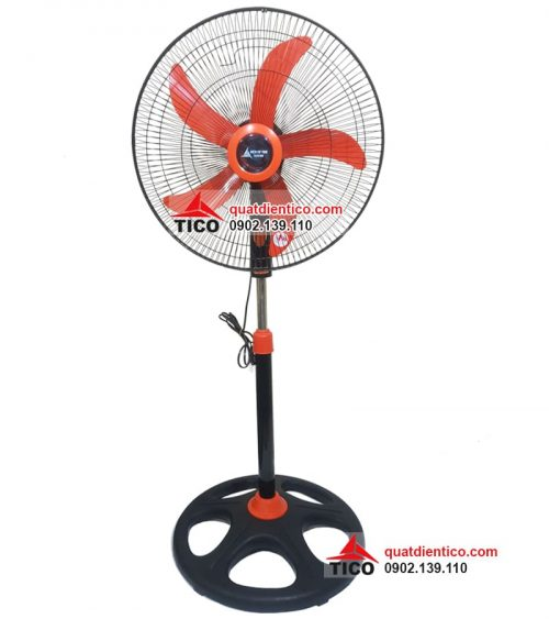 Quạt cây 5 cánh Tico B500, gió êm